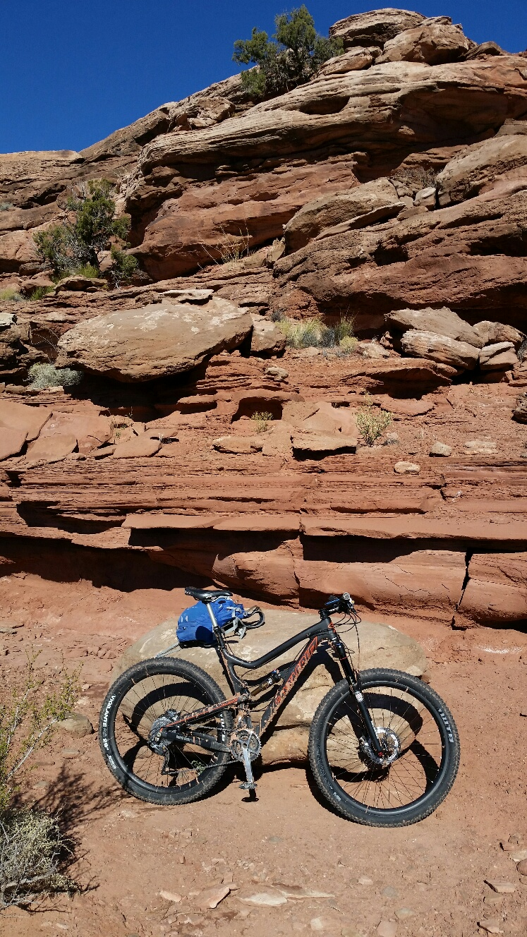 Testing in Moab.