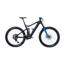 E160FS E-Bike XTR build