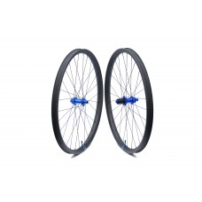 SuperComp Carbon Wheelset - 25mm - 27.5""